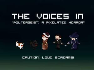 Voices in Poltergeist